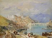 Blois, France. Joseph Mallord William Turner