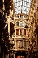 Passage, Albacete, Spain.