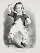 Fouth of July: Young America celebrating. Date c1857. Fouth of July: Young America celebrating. Date c1857.