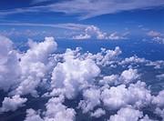 Sky only, Florida, USA