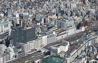 Japan,Tokyo,city,city view,scenery