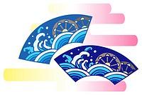 illustration,Japanese celebration character