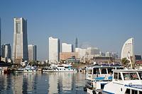 Yokohama Minato Mirai Harbor