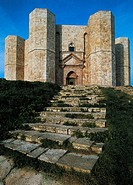 Castle of the Mount (13th century) (UNESCO World Heritage List, 1996), Andria, Puglia, Italy.