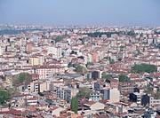 Istanbul Cityscape, Turkey