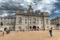 Whitehall Palace of Horse Guard, London, United Kingdom.