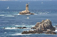 France, Brittany, Point of Pern on the island of Ouessant