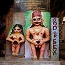God of Sex in Jodhpur in India.