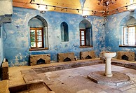 19th century Renovated Hamam, Mytilini Town, Mytilini, Greece.