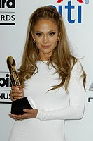 Jennifer Lopez - Las Vegas/Nevada/United States - BILLBOARD AWARDS: PRESSRO