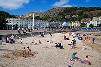 Llandudno Beach, Great Orme, North Wales
