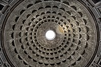 Antiquity, capital, Italy, Europe, church, dome, pantheon, Piazza, Rome, Rotonda, around, hole