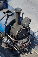 """The Darjeeling Himalayan Railway, also known as the """"""""Toy Train"""""""", is a 2 ft (610 mm) narrow gauge railway that runs between New Jalpaiguri and Darjee..."""
