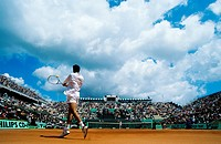 TENNIS - ROLAND GARROS - PARIS - FRANCE