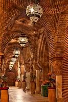 Entrance to La Sultana, Marrakech, Morocco