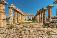 The Temple of Hera, Tempio di Hera, was built about 470 to 450 BC. The temple belongs to the archaeological sites of Selinunte. Selinunte is one of th...