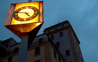 Leo-Uhr