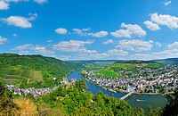 Traben-Trarbach, Rhineland-Palatinate, Rheinland-Pfalz, Germany, Deutschland