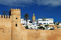 Kasbah of the Udayas, Rabat, Morocco.