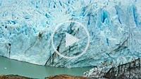 Perito Moreno glacier. Los Glaciares National Park. Argentino Lake. Near El Calafate. Santa Cruz province. Patagonia. Argentina.