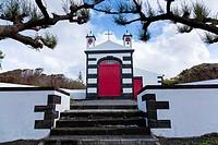 Cais do Mourato, Pico Island, Azores Archipelago, Portugal, Europe.