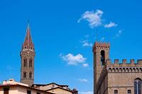 Kirche Badia Fiorentina-Florenz