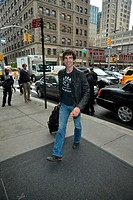 New York Candids Featuring: Chris Gorham Where: Manhattan, New York, United States When: 15 May 2014 Credit: TNYF/WENN.com