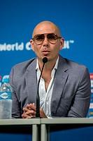 2014 FIFA World Cup - Press conference Where: Sao Paulo, SP, Brazil When: 11 Jun 2014 Credit: WENN.com