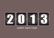 Happy new year 12013