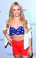 BenchWarmer's Annual Stars & Stripes Celebration held at Riviera 31 in Beverly Hills Featuring: Caitlin O'Connor Where: Los Angeles, California, Unite...