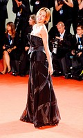71st Venice International Film Festival - 'The Humbling' - Premiere Featuring: Linda Santaguida Where: Venice, United Kingdom When: 30 Aug 2014 Credit...