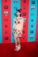 Premiere screening of FX's 'American Horror Story: Freak Show' at TCL Chinese Theatre - Arrivals Featuring: Melanie Martinez Where: Los Angeles, Calif...