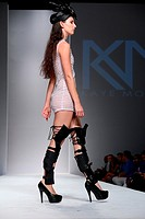 Los Angeles Fashion Week Spring/Summer 2015 - Kaye Morales - Runway Where: Los Angeles, California, United States When: 17 Oct 2014 Credit: Winston Bu...