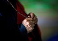 Buddhist Hands Monk,poyhon Temple, North Korea