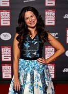 Premiere of Disney's 'Big Hero 6' at the El Capitan Theatre - Arrivals Featuring: Katie Lowes Where: Los Angeles, California, United States When: 04 N...