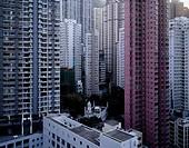 Hong Kong cityscape, China