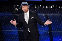 Joe Bastianich during the 65th Sanremo Festival, Sanremo, Italy, 11/02/2015.