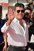 Simon Cowell attends The Prince's Trust & Samsung Celebrate Success Awards at The Odeon, Leicester Square in London, England. 12th March 2015.