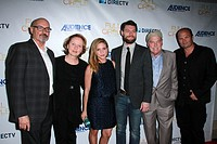 """Terry O'Quinn, Kate Burton, Brittany Snow, Patrick Fugit, Stacy Keach, Chris Bauer at DirecTV's """"""""Full Circle"""""""" Season 2 Premiere, The London, West Ho..."""
