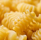 Italian pasta closeup.Macaroni.Selective Focus