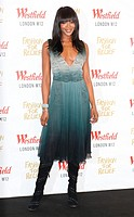 Naomi Campbell's Fashion For Relief Pop-Up Shop launch party at Westfield London Featuring: Naomi Campbell Where: London, United Kingdom When: 27 Nov ...
