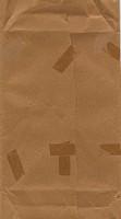 brown paperboard package