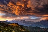 Collado de Llesba. Picos de Europa National Park. Cantabria. Spain.