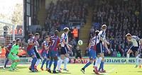 2015 Barclays Premier League Crystal Palace v West Brom Apr 18th. 18.04.2015. London, England. Barclays Premier League. Crystal Palace versus West Bro...