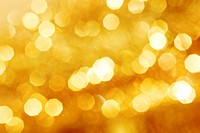 golden bokeh background close up