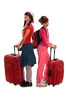 Travel teenagers