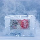 frozen currency