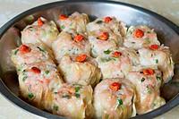 Steamed Shu Mai Pork Dumplings