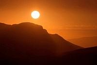 campsies sunset
