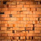 brick wall dirty weathered texture background